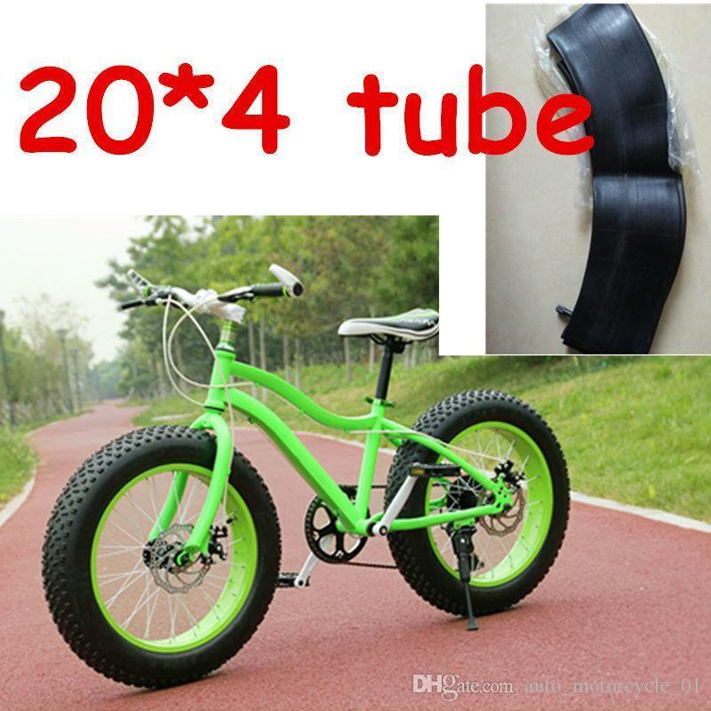 Alta Qualidade ATV INNER TUBE pneu 20x4 todos pequena ATV buggy de pneu scooter mini Snowmobile 20 polegadas 4 bicicleta de A / V de válvula Schrader