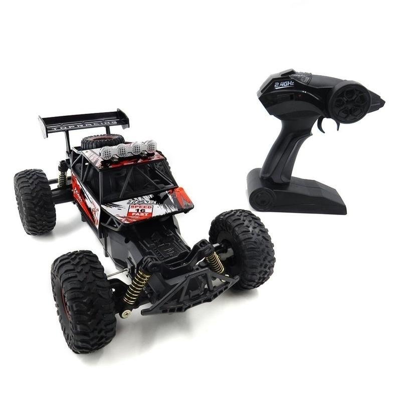 1/18 4WD RC Car 20km/h High Speed RC Crawler Climber Off-Road Buggy Truck Electric Car Remote Control Toys