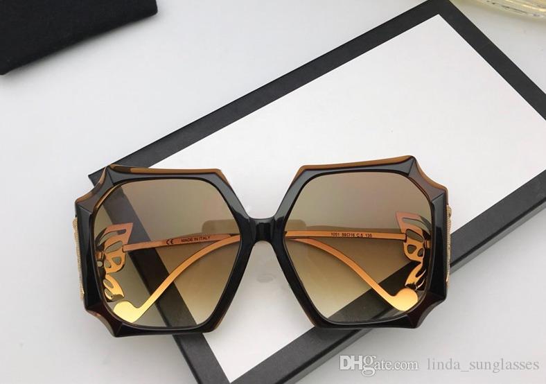 Square Модные солнцезащитные очки для женщин с пакетом бесплатная поставка Солнцезащитные очки Солнцезащитные очки 2019 новые для лета NUMGG190124-22