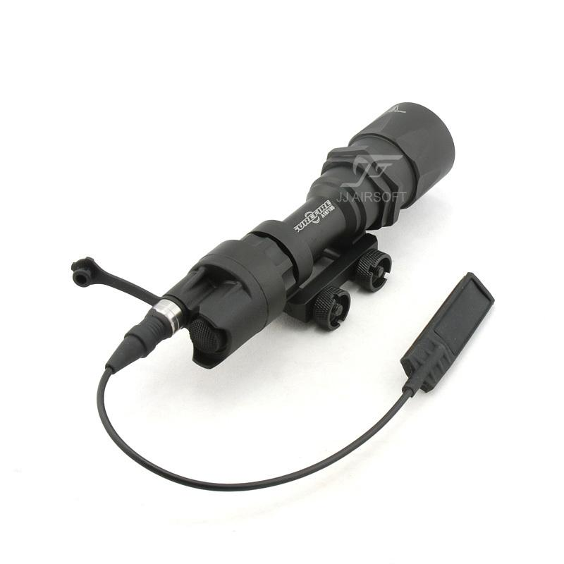 Element SF M951 TACTIQUE lumière LED VERSION SUPER BRIGHT (Noir / Tan) LIVRAISON GRATUITE