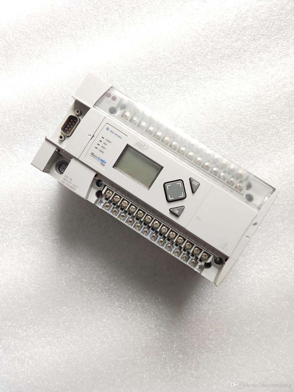 1 Stück Allen-Bradley Micrologix 1400 PLC 1766-L32BWA Neu In Box Bitte kontaktieren Sie uns Vor dem Zahlung überprüfen