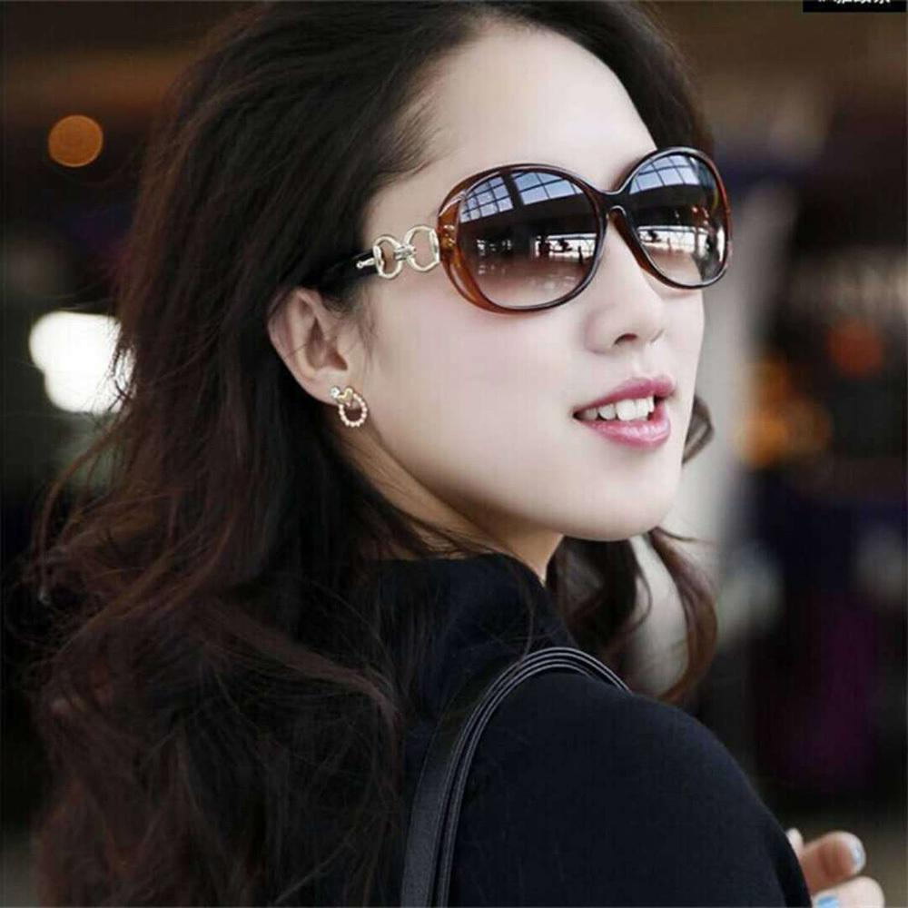 Polarisierte Sonnenbrille Frauen Markendesigner Weibliche Sonnenbrille Vintage New Sonnenbrille Gafas Oculos De Sol Masculino Für Frauen 2019