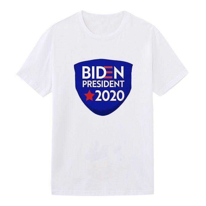 Mode Casual Luxury Designer Biden T-shirts pour hommes T-shirts Lettre de broderie T-shirt à manches courtes T-shirts pour hommes # 861