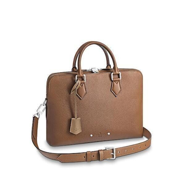 New M53489 Armand Briefcase Pm Men Handbags Iconic Bags Top Handles Shoulder Bags Totes Cross Body Bag Clutches Evening