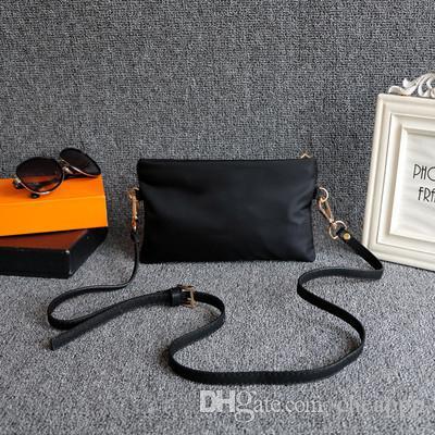 Brand Designer kleine Handtasche Umhängetasche Crossbody Umhängetaschen Wasserdichtes Nylon Weibliche Handytasche Geldbörsen