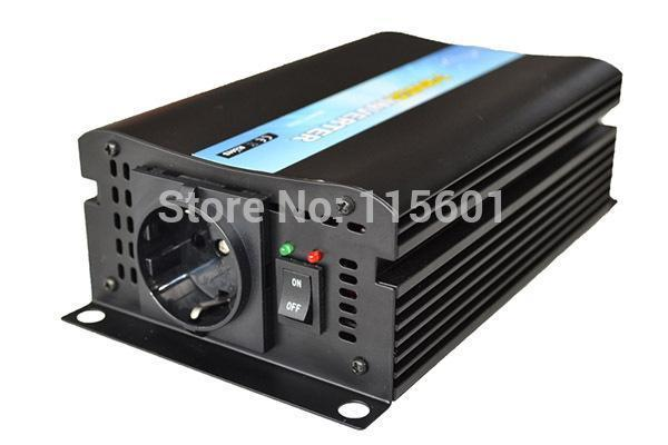 Freeshipping DC portátil a CA 12V 24V 48V 110V 220V 240V Inversor de energía de batería de automóvil 300W-8000W Invertor Soft Start