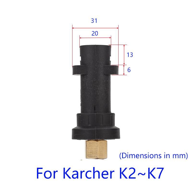 Arandela de alta presi/ón de 160 bar para Karcher K2 K3 K4 K5 K6 K7