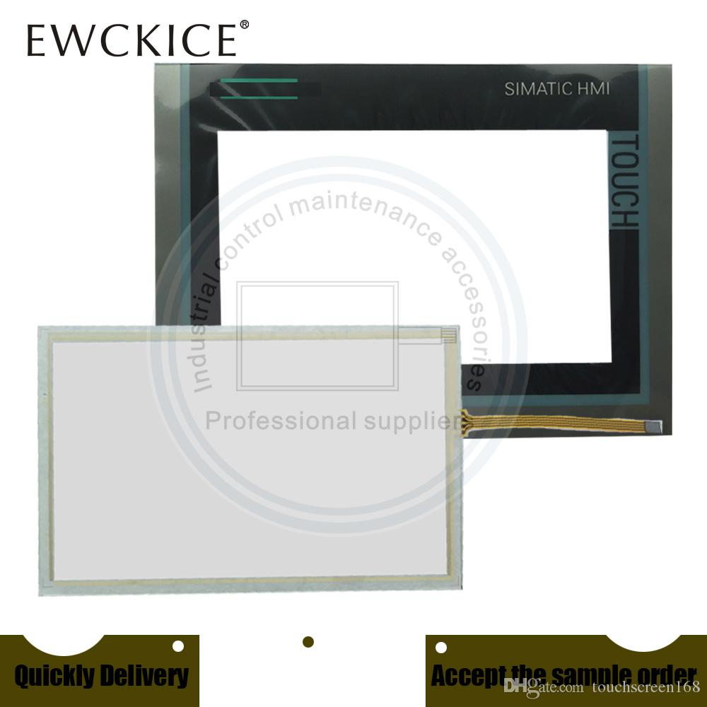 Orijinal YENİ TP700 Konfor 6AV2 124-0GC01-0AX0 6AV2124-0GC01-0AX0 PLC HMI Sanayi TouchScreen VE Ön etiket Filmi