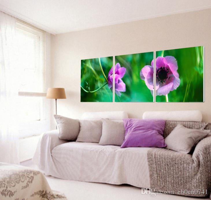 Современное искусство холст печатает абстрактная картина маслом сочетание украшения дома стены картина лучший подарок 3 шт./компл. без рамки WKH 502