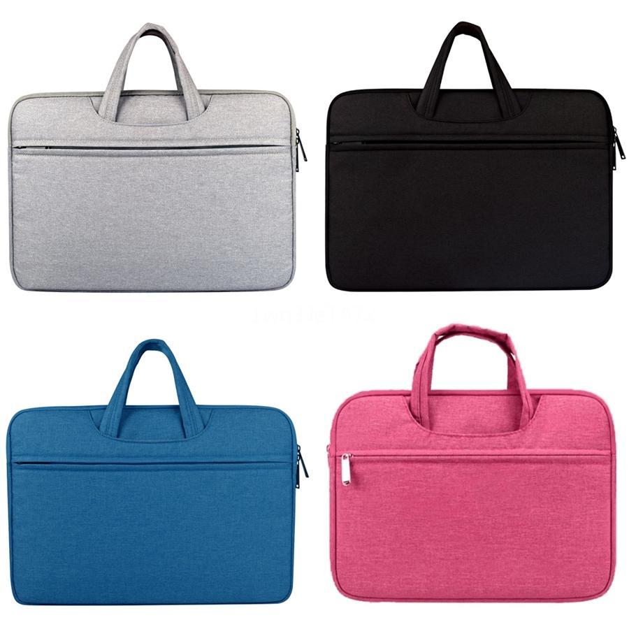 """7"""" 10"""" 15"""" Universal Sleeve Bolsa de transporte Neoprene bolsa Soft Case Laptop Bag Bolsa de protecção para macbook PC Tablet iPad Protective er # 597"""