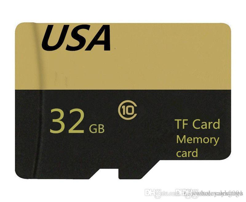 UK Wholesale Genuine New Memory card 32gb class 10 Micro card TF Card adapter+card Reader WHOLESALES Price #176