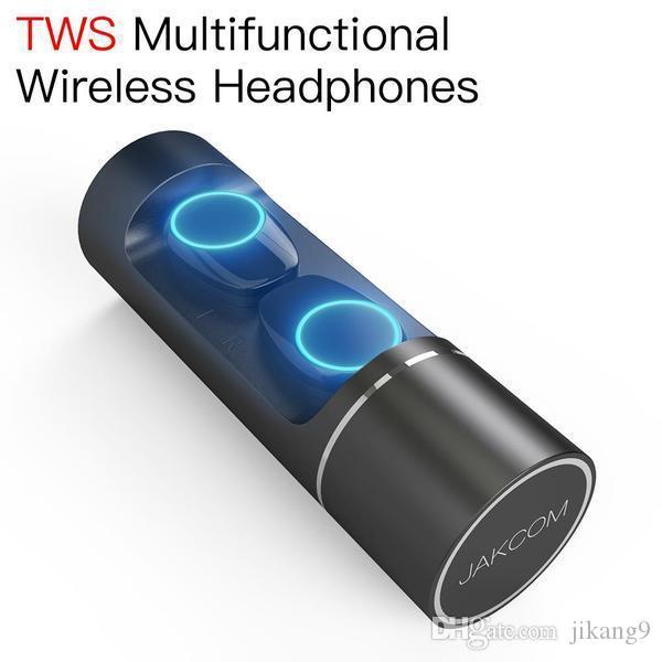 JAKCOM TWS multifunzionale Wireless Headphones nuovo in Cuffie auricolari come Iwo controllo orologio smart camera Board Sport