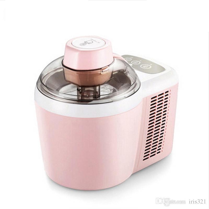 Machine à crème glacée de fruit de ménage complètement automatique fabricant de dessert de yaourt de fabricant de crème glacée