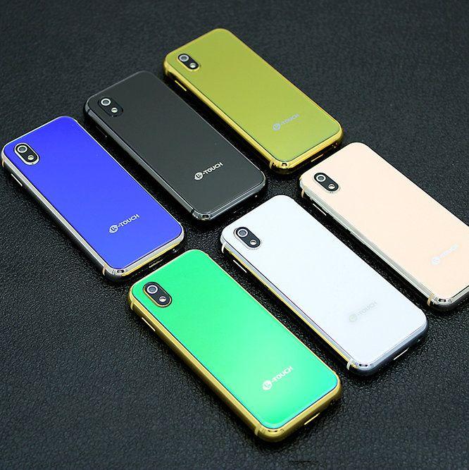 K-Touch i9 سوبر الهواتف المحمولة debloque الروبوت 8.1 2 جيجابايت 16 جيجابايت الفاخرة الإطار المعدني telefone الوجه معرف واي فاي moviles الهاتف الذكي طالب 4G الهاتف الذكي