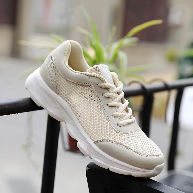 Damyuan Flats Womens Shoes Increase Breathable Comfortable