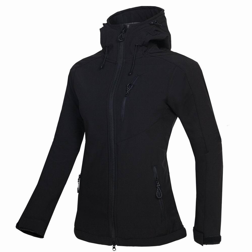 donne nuove HELLY giacca invernale con cappuccio Softshell per antivento e impermeabile morbido cappotto Shell Jacket HANSEN Giacche Cappotti 1728