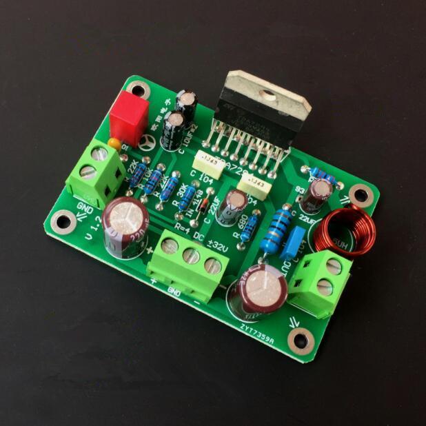 Amplificador pensión Pensión / amplificador TDA7294 / mono (producto terminado)
