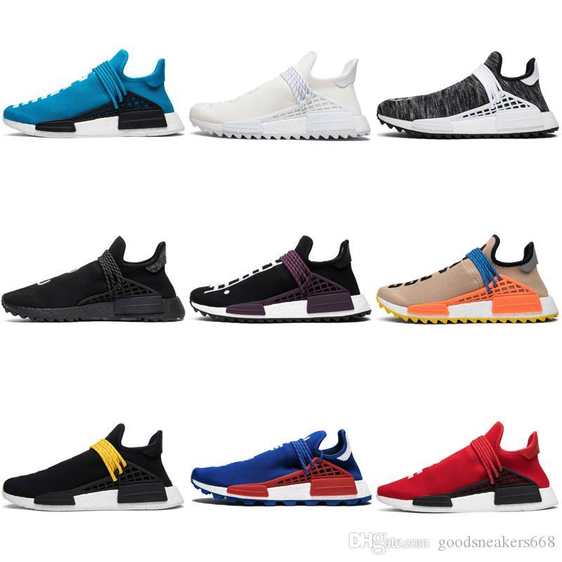 Cream Human Race TR Men Running Shoes