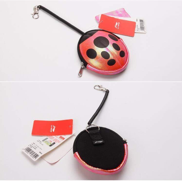 Großhandel Neue Mini Futter Badminton Kleine Tasche Kleine Schlüsselanhänger Süße Tasche ABLM078 Für Herren Und Frauen 9,5 * 8,5 * 1,5 Cm L0000SPC Von