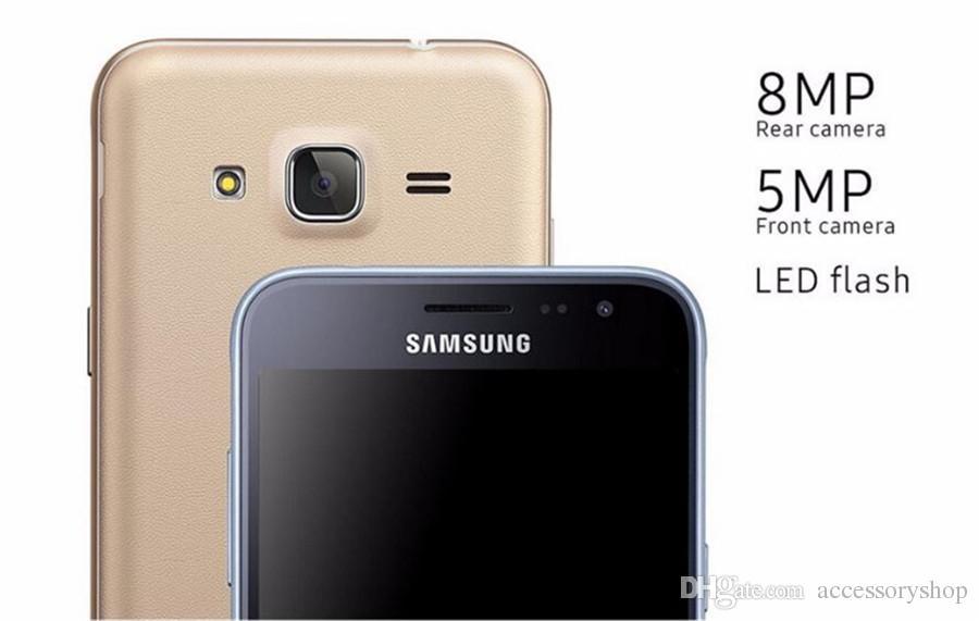 Refurbished Original Samsung Galaxy J3 2016 J320F Single SIM 5 0 Inch Quad  Core 1 5GB RAM 8GB ROM 4G LTE Smart Mobile Phone DHL Buying A Refurbished