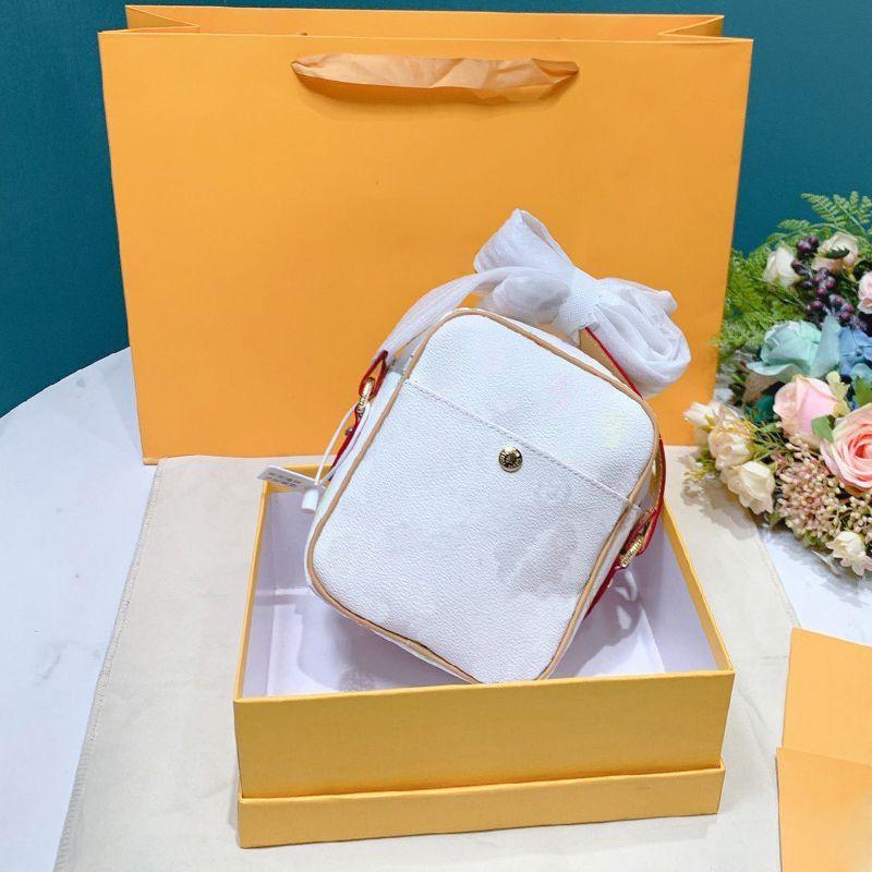 nuovo del progettista donne dei sacchetti di corpo Croce marca di alta qualità Vintage Borsa a tracolla 2 colori Messenger Bag Totes classici