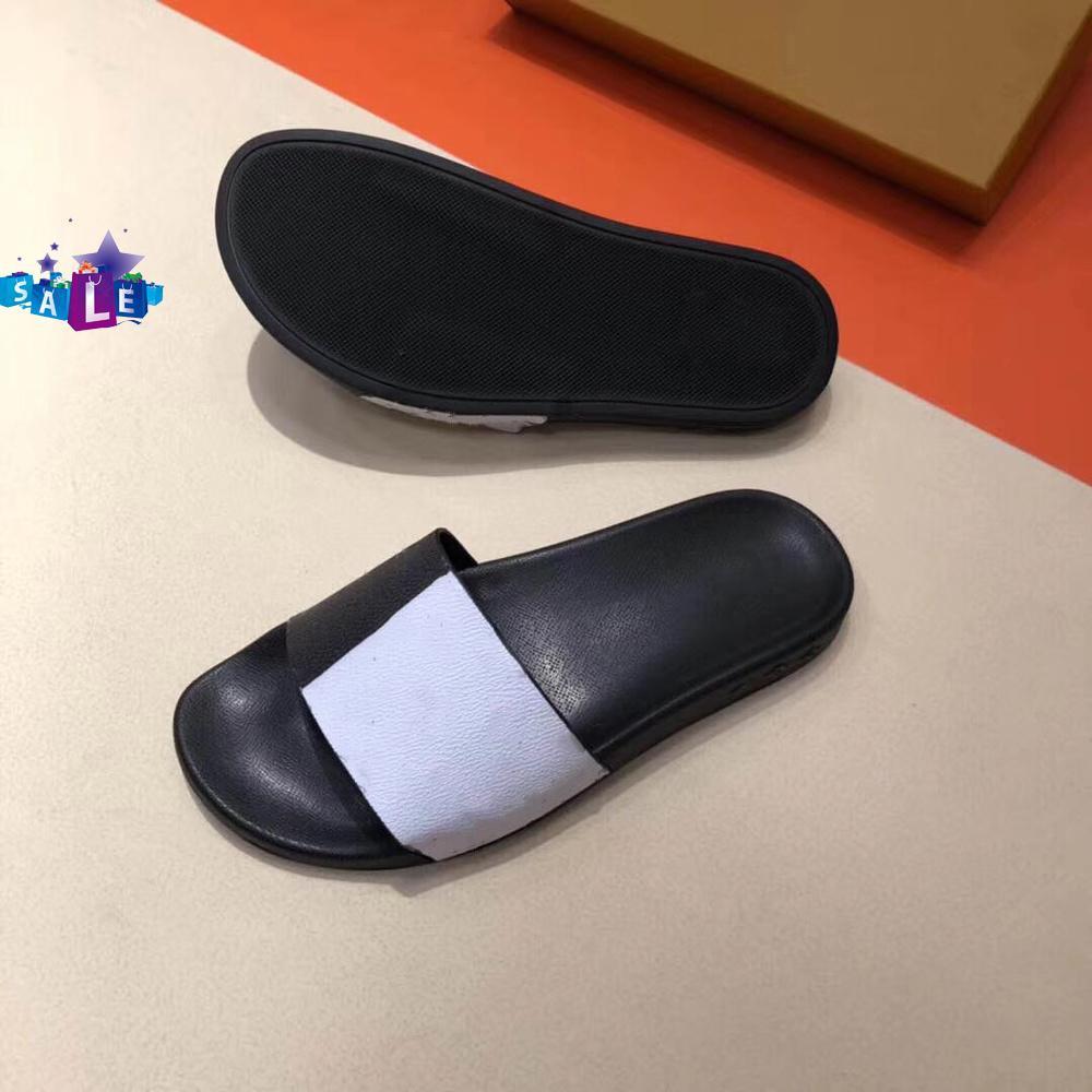 SummerMule тапочки плоские Роскошные дизайнерские туфли тапочки 1A5I5K летние гибкие резиновые подошвы слайд тапочки для мужчин и женщин