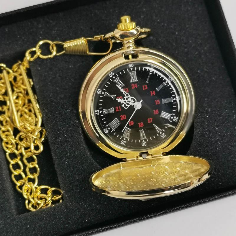 أفضل هدية سلسلة كوارتز ساعة الجيب لابني قلادة فوب ساعات رجالية يوم الطفل فتى هدية الحاضر ريلوخ دي bolsillo