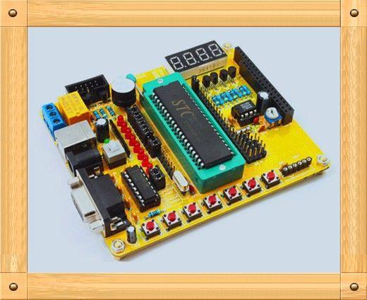 51 / AVR mikro geliştirme kartı / Eğitim Seti / programıyla / CKD