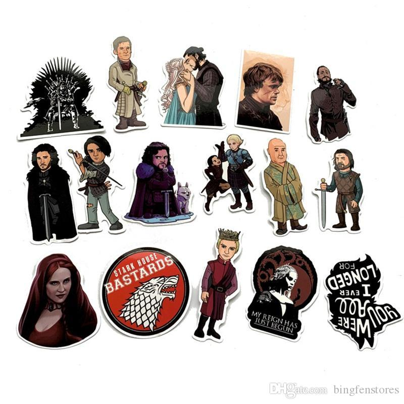 View Game Of Thrones Stickers  Pics