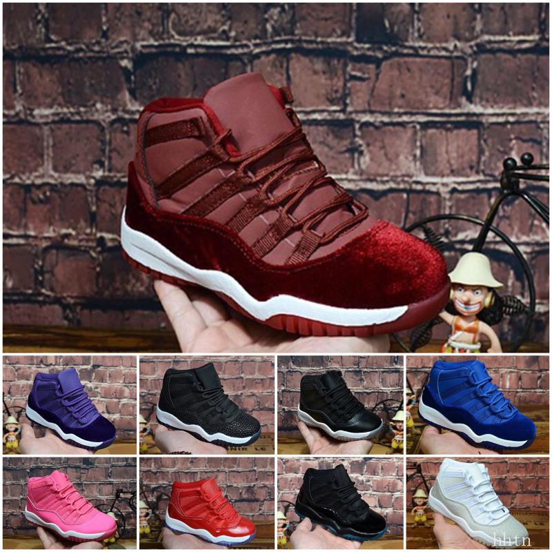 2020 Mens 11 low retro basketball jumpman shoes Gold Infrared White Pure J11 boys women kids sneakers boots