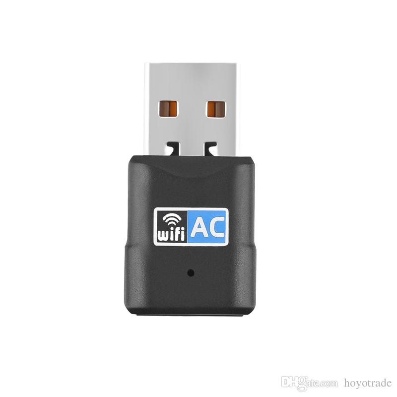 USB WiFi Adapter 600Mbps Wireless Network Adapter WiFi Dongle For  PC/Desktop/Laptop Free Driver Dual Band 2.4G/5G,Support Windows 10/8/8.1/7  Adapter Wireless Adapters From Hoyotrade, $5.53| DHgate.Com