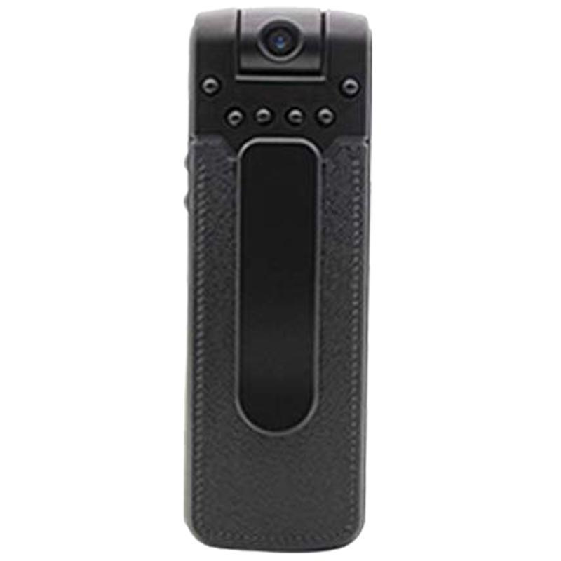 1080P HD Mini IP Kamera Ses Ses Kaydedici PIR Hareket Bulgulama Kızılötesi Gece Görüş Geri Mini DVR Klip