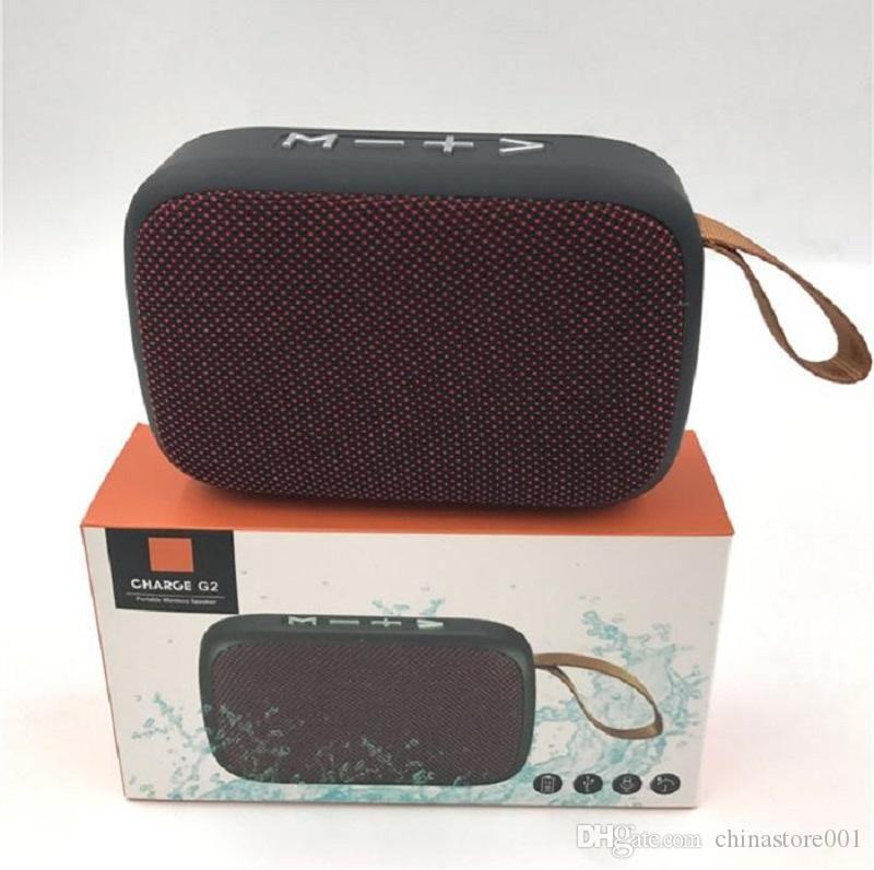 휴대용 미니 블루투스 스피커 무선 야외 핸즈프리 3W 스피커 지원 FM 라디오 TF 카드 높은 품질 큰 소리