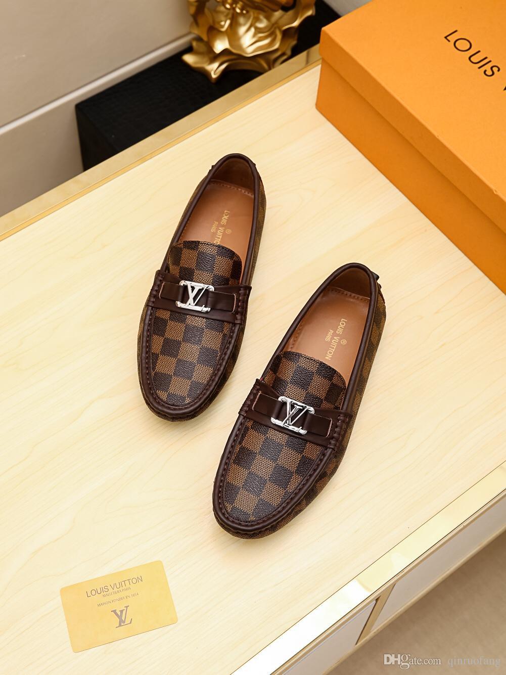 Shoes Designer Men Shoe Tap