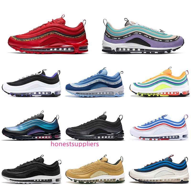 Nuevo con calcetines hombres y mujeres de buena calidad de los zapatos corrientes LEOPARD RED todas las estrellas de oro SE hombre entrenadores diseñador Deportes zapatillas de deporte 36-45