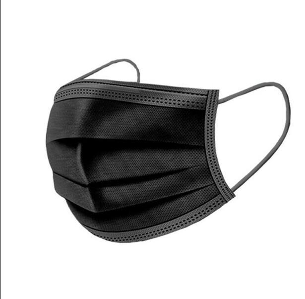 Ply Freie Shippingin Schwarz Lager 3 für die zivile Nutzung Gesichtsmaske N54 Mkz1 Csyr FIP1 1 8BG5