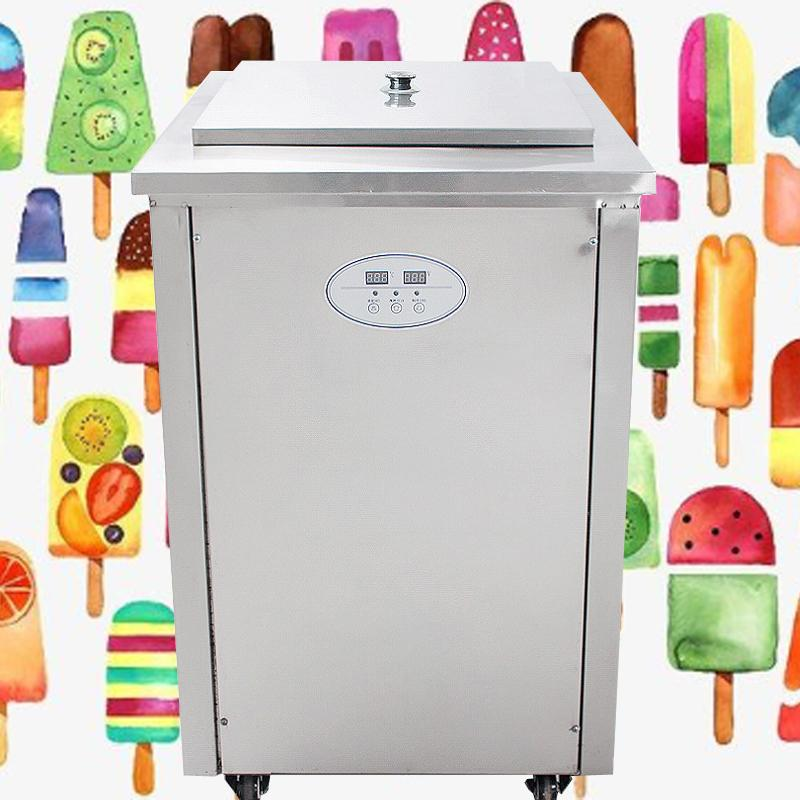 Professional new best quality single-mode popsicle maker popsicle maker sells refrigerant ice cream machine free shipping