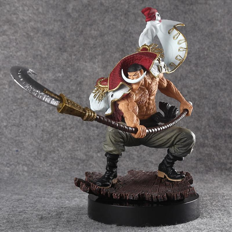 One Piece Action 1/7 White Beard Pirates Edward Newgate Pvc Onepiece Scultures The Tag Team Anime Figure Toys Japanese C19041501