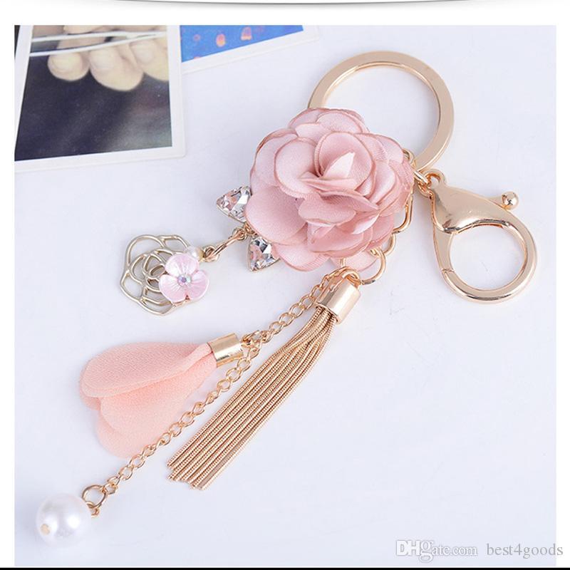 anhänger schmuck rosa schlüsselanhänger schlüsselanhänger keyfob koffer