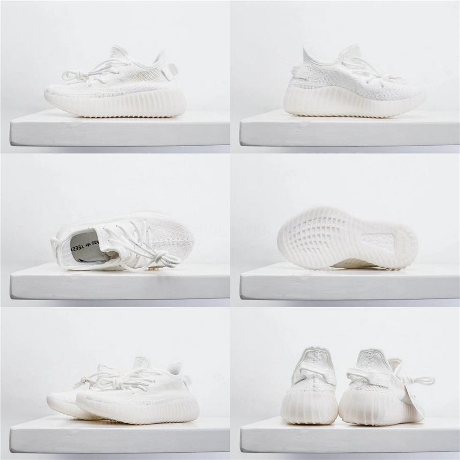 Çocuklar Ayakkabı Beluga 2.0 Koşu Ayakkabı Kanye West V2 Zebra Sneakers Spor Ayakkabıları Erkek Bebek Kız Spor Sneakers Siyah Kırmızı Gri Orangead6C ## 802