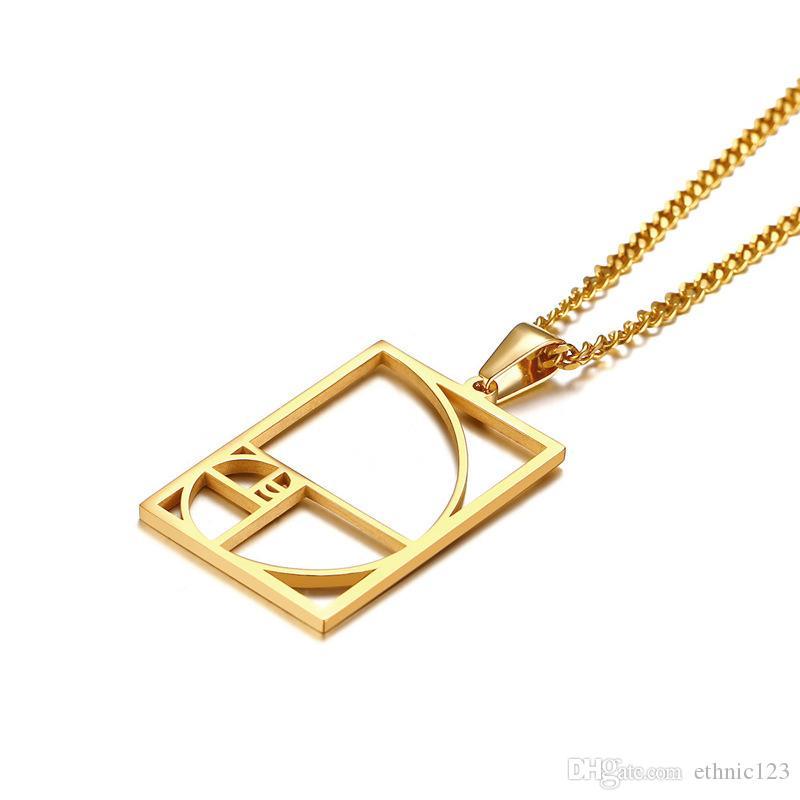 Altın Renk Moda lady Kolye Kolye Paslanmaz Çelik Link Zinciri Kolye Takı Hediye Kadın Kızlar için J1146