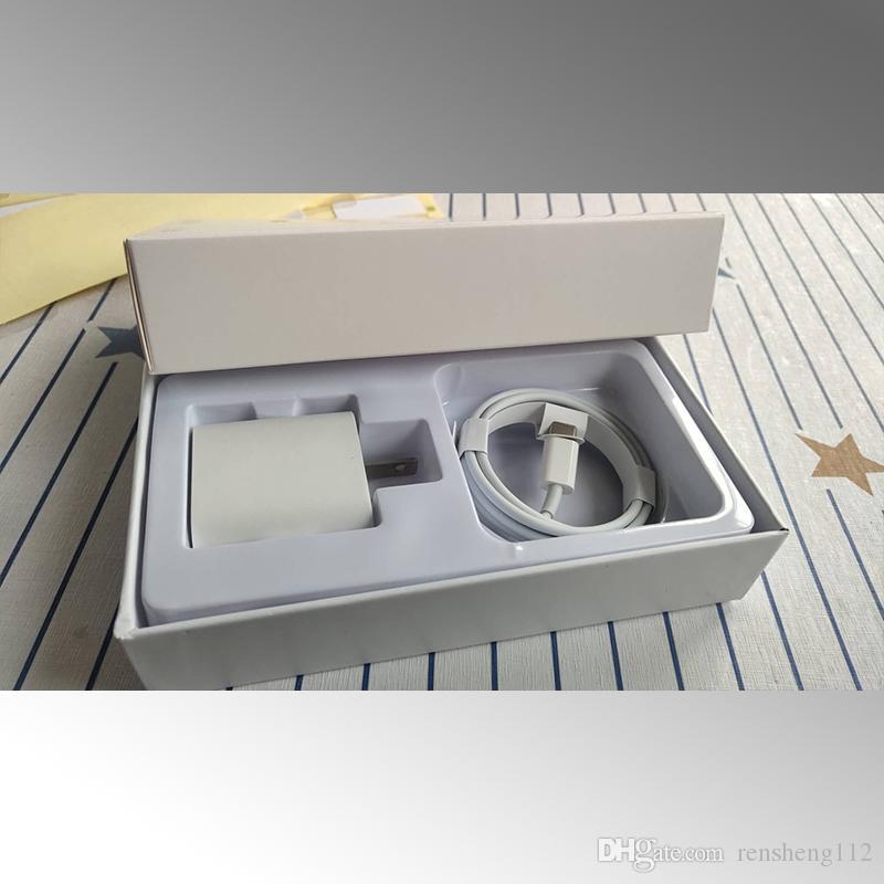 جودة عالية في الاتحاد الأوروبي 18W الولايات المتحدة شحن سريع PD شاحن USB-C كابل لابل اي فون برو 11 ماكس سلسلة USB نوع C محول الطاقة