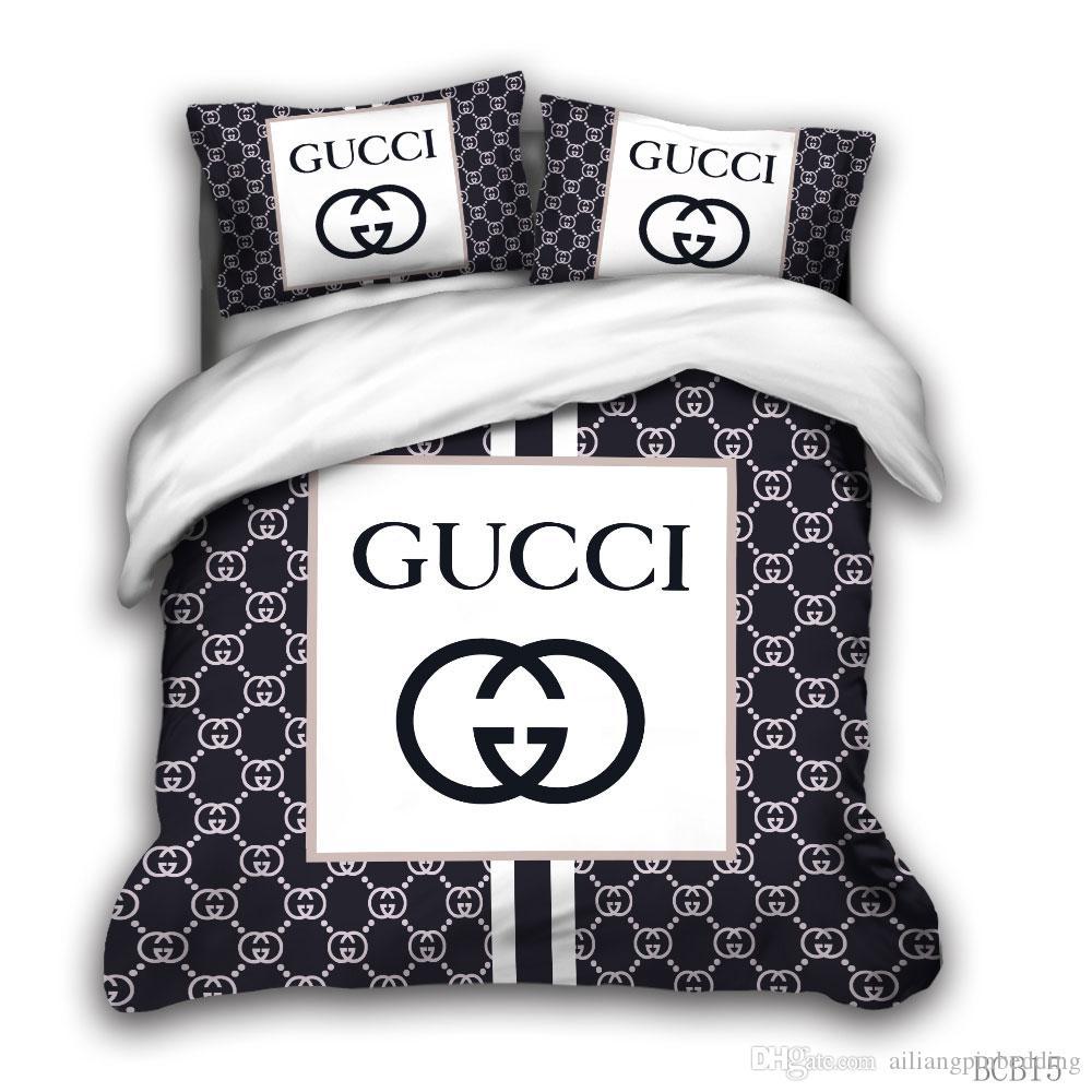 3D designer bedding sets king size luxury Quilt cover pillow case queen size duvet cover designer bed comforters sets D5