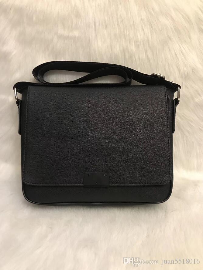 2019 Top Qualität Berühmte Mode Männer Messenger Bags Heiße Klassische Kreuz Body Tasche mit Staubbeutel Schule Bookbag Umhängetasche
