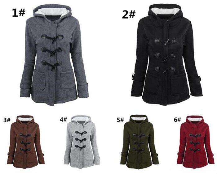 30pcs Parkas Female Women Winter Coat Thickening Cotton Winter Jacket Womens Outwear Parkas M344
