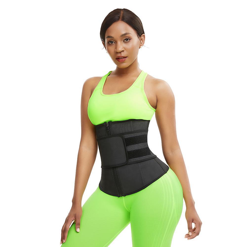 Yeni Geliş Karın Kontrol Shapewear Lateks Bel Trainer Private Label Zayıflama Kemerleri