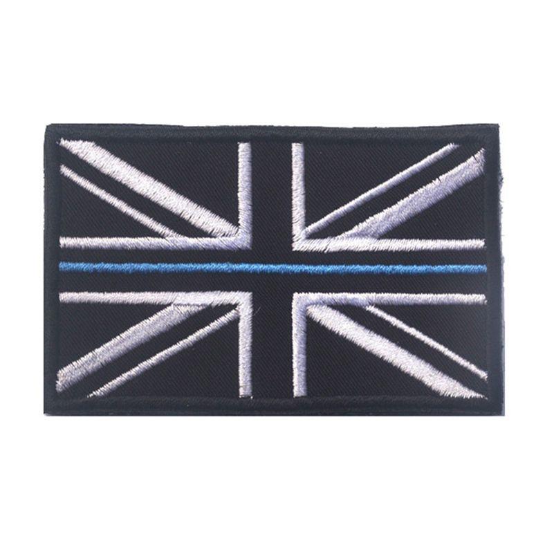 Velcro insigne Allemagne usa GB uk insigne Caoutchouc 3d patch drapeau Desert NEUF