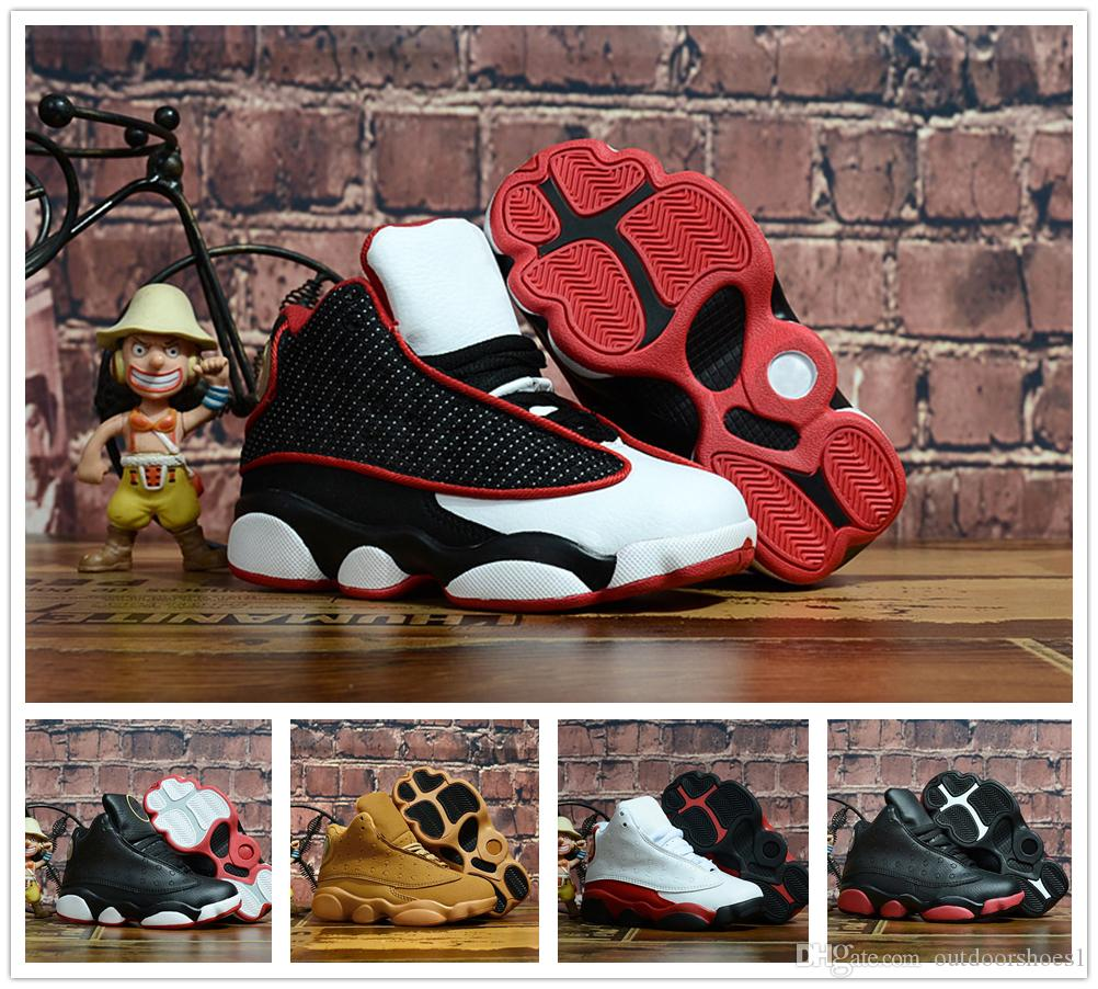 Style 13 Kids Discount Basketball Shoes