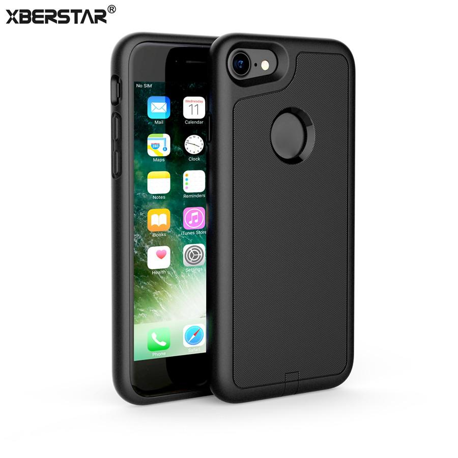 Cases For iphone 7 qi wireless receiver case cover wireless charger power charging Transmitter for iphone 7Plus Protective Shell