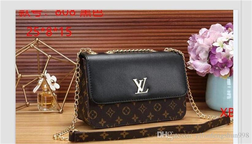 2020 mulheres designers de bolsas de marcas de Bolsas de ombro embreagem Saco de compras de alta qualidade sacos de viagem estilo clássico venda quente yiA032